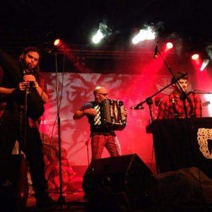 presentacion de disco con BOC en Mallorca
